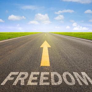 別等到失去才珍惜 #自由