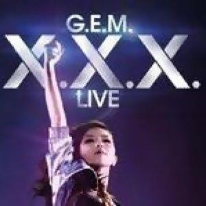 G.E.M. X.X.X LIVE 世界巡迴演唱會 香港站