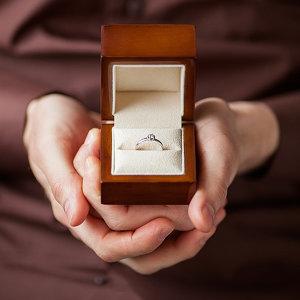 嫁給我吧!