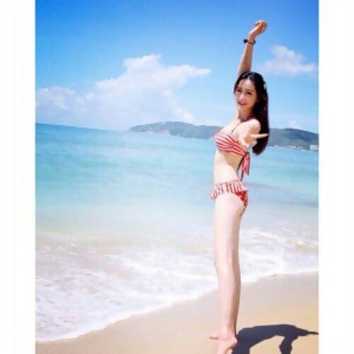 關島的海灘