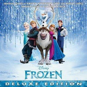 Frozen (冰雪奇緣電影原聲帶) - Frozen (冰雪奇緣電影原聲帶)