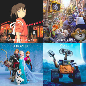 Original soundtracks: a contribution to the fans of Oscar-winning animation movies