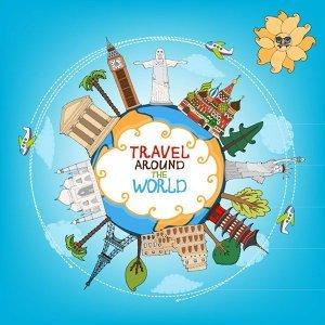 沒去到畢業旅行?一起用耳朵旅遊全世界!