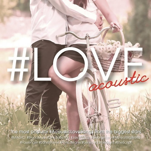 Various Artists - #LOVE Acoustic