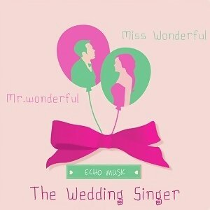 証聲音樂圖書館 ECHO MUSIC - 婚禮歌手 : The Wedding Singer