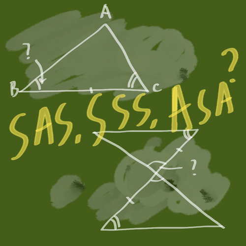 跟SAS,SSS,ASA鬥洗腦!