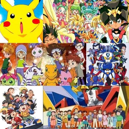 童年的回憶,這些經典動畫你看過哪幾部?