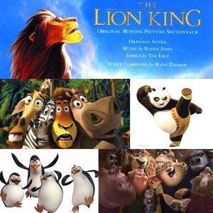 肯亞動物電影配樂大觀