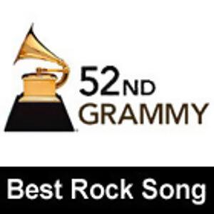 第52屆葛萊美:最佳搖滾歌曲提名