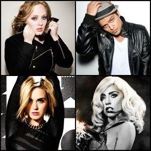 美國告示牌2011年度百大單曲