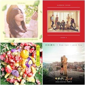 Kpop 4月最強新曲!