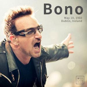 波諾生日快樂!U2 樂團電影配樂精選