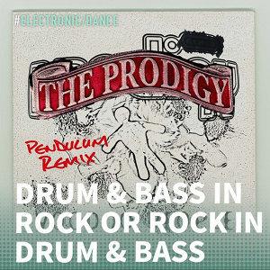 搖滾化Drum & Bass或Drum & Bass化的搖滾樂