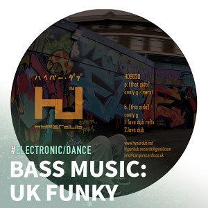 Bass Music體系之UK Funky