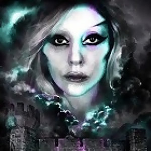 Lady Gaga「天生完美」世界巡迴演唱會台北站