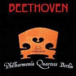 柏林愛樂四重奏之狂戀貝多芬