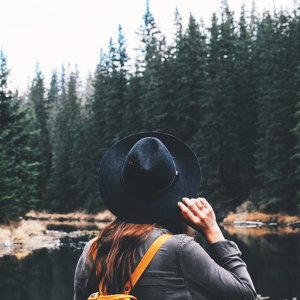 享受吧!一個人的旅行