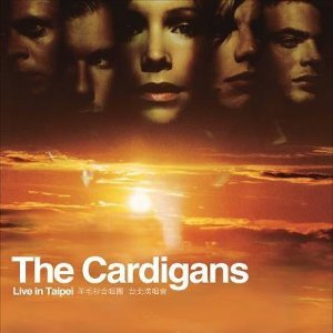 The Cardigans 羊毛衫合唱團台北演唱會