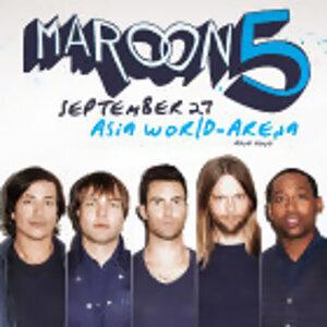Maroon 5 Live in Hong Kong 2012