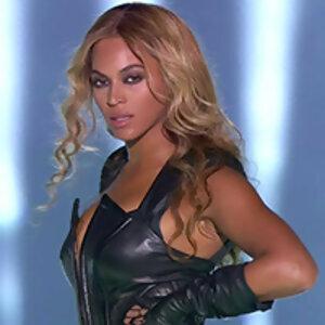 Beyonce Super Bowl 演出歌單