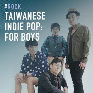 Taiwanese Indie Pop (Boy Version)