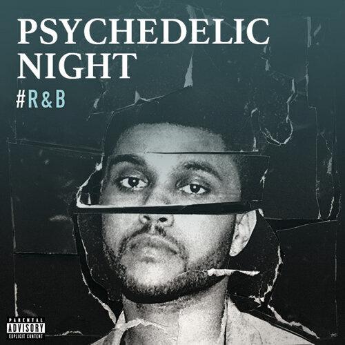Urban R&B psychedelic night