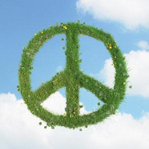 讓愛消弭仇恨,勇敢讓世界更好