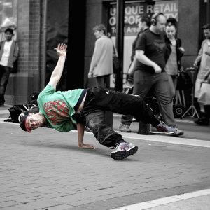 跳街舞聽這個就對了!