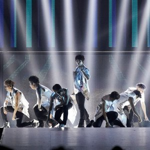 SUPER JUNIOR:SUPER SHOW 5 IN TAIPEI