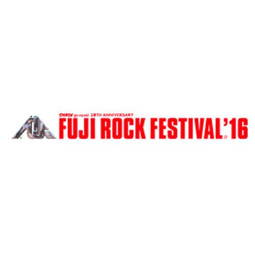 FUJI ROCK 富士搖滾音樂祭-演出名單