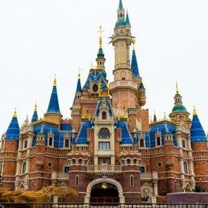 我也好想去#上海迪士尼
