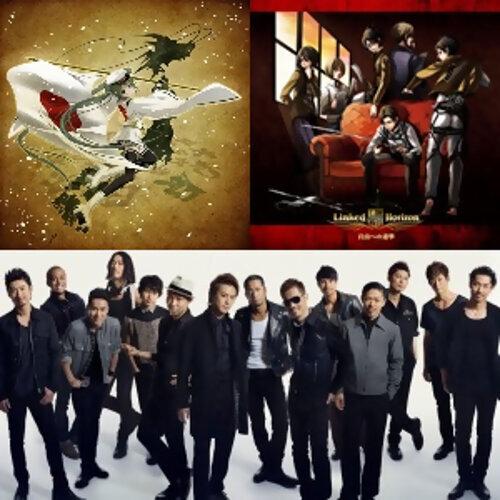 2013 日本卡拉OK熱唱曲