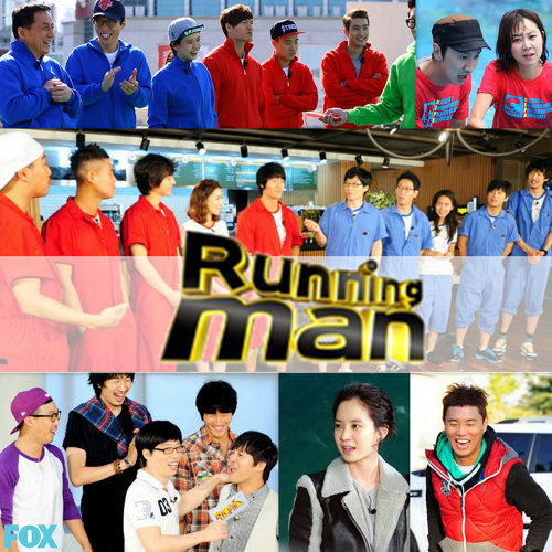 韓綜「Running Man」節目配樂精選