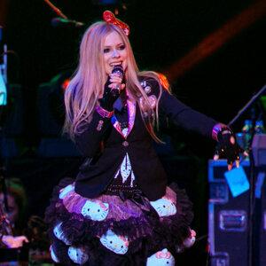 Avril Lavigne香港演唱會