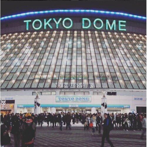 那些曾站上東京巨蛋的歌手們 #日韓