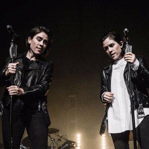Tegan And Sara香港演唱會2016