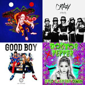 韩国 dance drop the beat