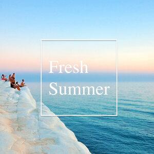 Fresh Summer 清新动感夏日风