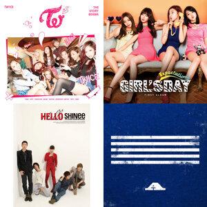 不哈韩也听过的 K-POP Hits