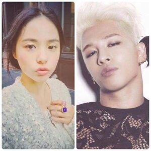 韩国歌手情侣们