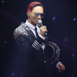 張智霖「Chilam Crazy Hours Live」演唱會 2014