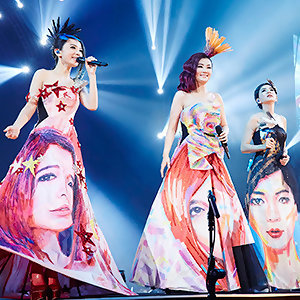 S.H.E 2GETHER 4EVER 世界巡迴演唱會安可場