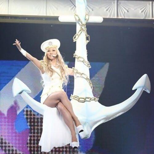 倖田來未2014巡迴演唱會~Bon Voyage~ 台灣場