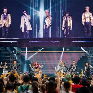 YG Family 2014: Power in Seoul