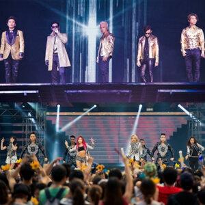 YG Family 2014 World Tour in Singapore
