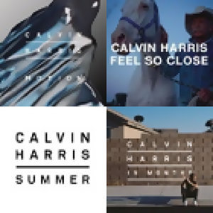 Calvin Harris - Overall Ranking