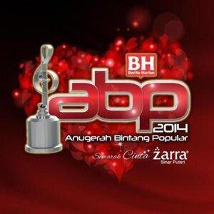 ABP 2014 Penyanyi Lelaki Popular