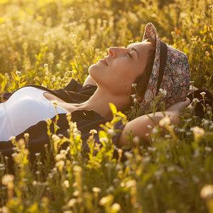 只想發懶當廢物曬太陽