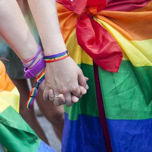 彩虹之下,每一種愛都一樣