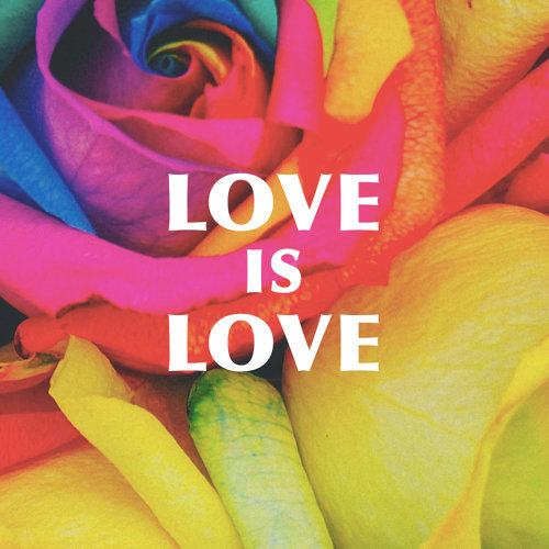 爱。情歌:LOVE is LOVE